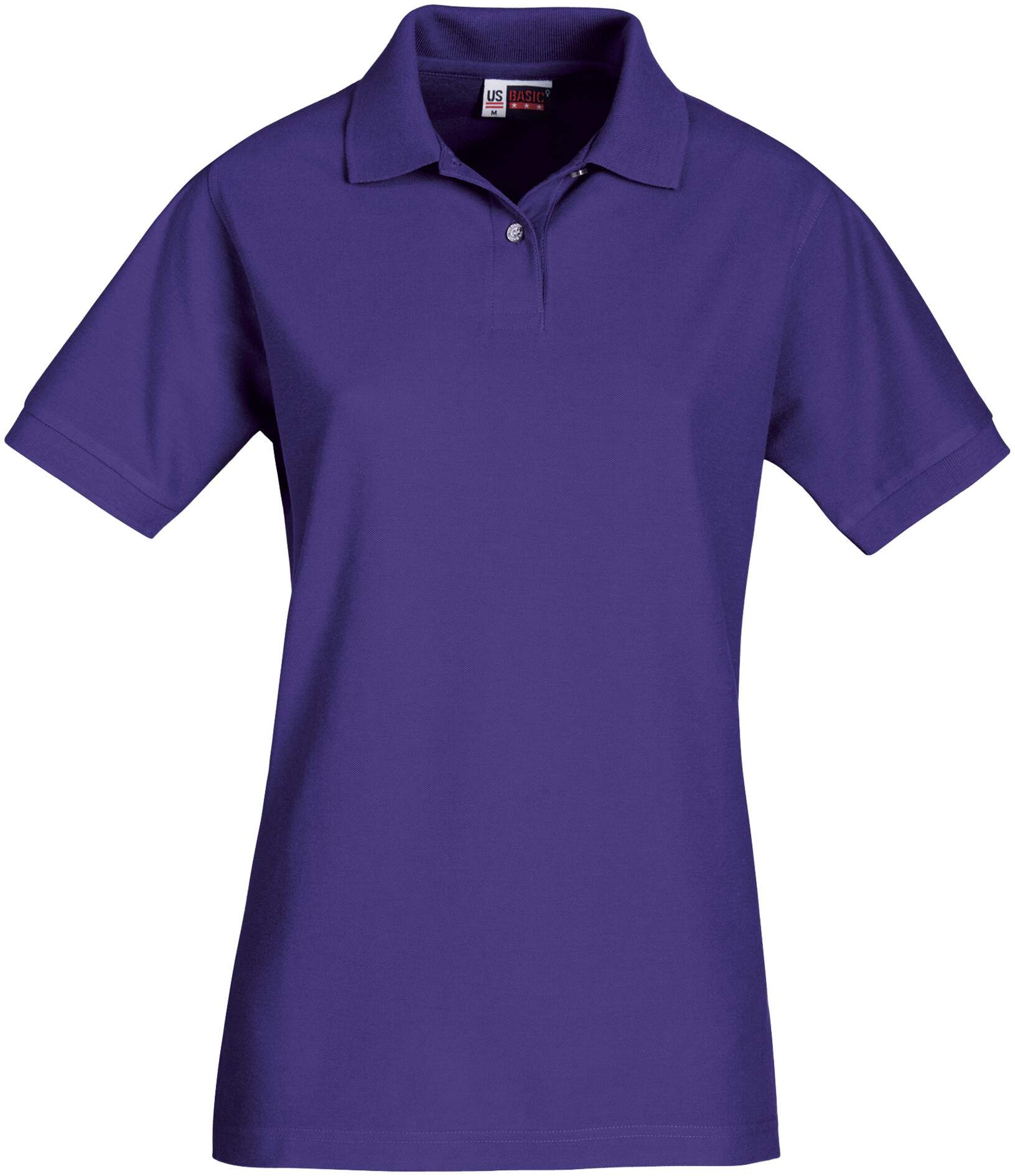 Polo Donna Boston 100% cotone Mod. UPOL 06 BSB